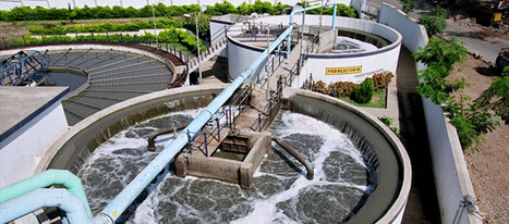 Water Treatment plants - HS Machine Tools | Waste Water Treatment Systems | Scoop.it