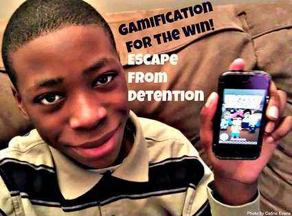 Gamification for the Win! Escape from Detention | The Daring Librarian | Daring Ed Tech | Scoop.it