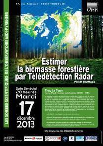 Estimer la biomasse forestière par télédétection radar - le projet BIOMASS | Actualité des laboratoires du CNRS en Midi-Pyrénées | Scoop.it