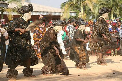 Masques et Modernité au Cameroun   Détours des Mondes (Blog)   Kiosque du monde : Afrique   Scoop.it