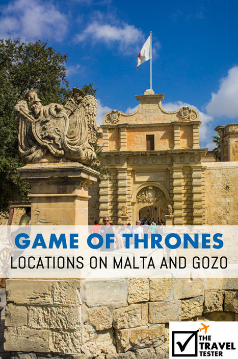Game of Thrones Locations Malta and Gozo | The Travel Tester | Cheap Car Rental Malta | Scoop.it
