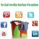 Social Media Spring Cleaning | Blogging | Scoop.it