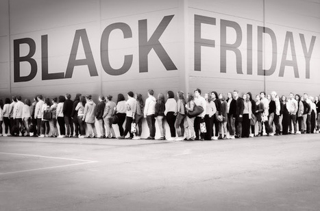 Why is it called Black Friday? The history behind the year's biggest bargain binge | World News | Scoop.it