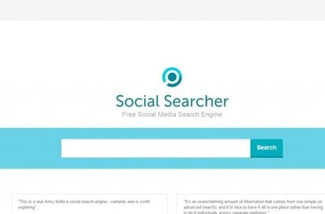 רב-מנוע לחיפוש ברשתות-חברתיות | עמי סלנט | Jewish Education Around the World | Scoop.it