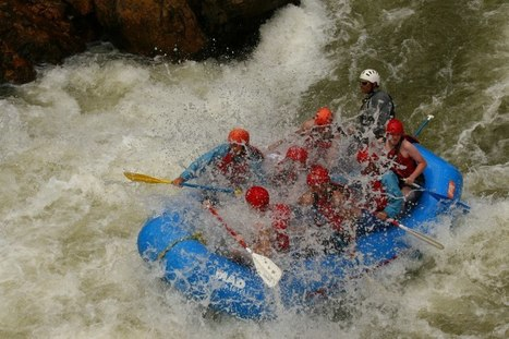 Where to find fun and adventures in Colorado? | White Water Rafting Colorado Adventures | Scoop.it