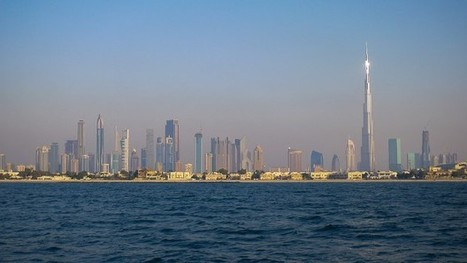 A Dubaï, une smart city est en projet | Les Emirats arabes unis : progrès, démesure et inégalités. | Scoop.it