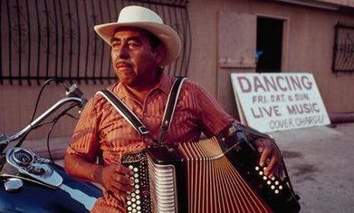 Conjunto and tejano music: the Tex-Mex rhythm of the US | WNMC Music | Scoop.it