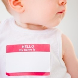Baby Name Game: How a Name Can Affect Your Child's Future   Preschool   Scoop.it