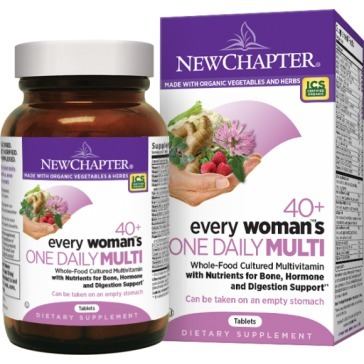 New Chapter Every Woman's One Daily: A Revolutionary Health Supplement For Women   Vitasave - Canada's top online vitamin and supplement store   Scoop.it