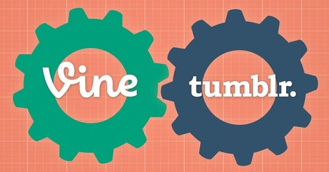 Why Tumblr is Pumped: You Can Now Embed Vine Videos On Your Blog | Digital-News on Scoop.it today | Scoop.it