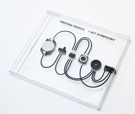 Tristan Perich: 1-Bit Symphony | scatol8® | Scoop.it