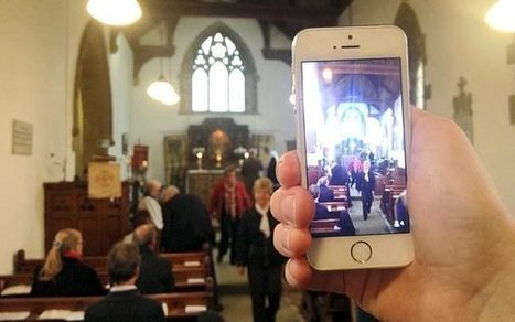 The Gif of God: Church of England issues eight social media commandments   Religion and Culture   Scoop.it