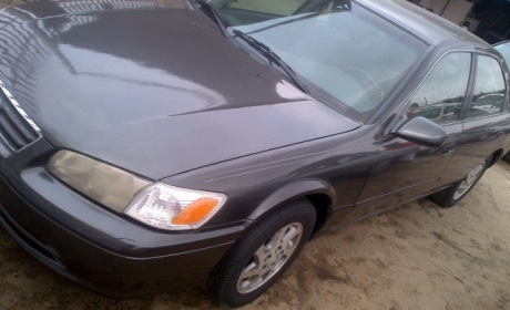 Toyota Camry Sale Nigeria | Sell my Car | Scoop.it