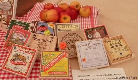 Pont-l'Évêque Concours : une étiquette de fromage qui peut rapporter 1 000 € | The Voice of Cheese | Scoop.it