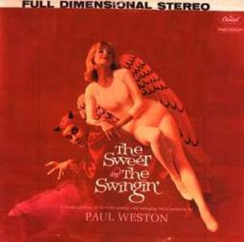 The Sweet and the Swingin' – Paul Weston –1960 | Antiques & Vintage Collectibles | Scoop.it