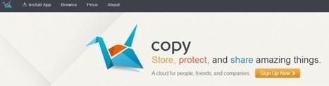 Copy, una alternativa para Dropbox multiplataforma y con más almacenamiento.- | Aprendiendo a interpretar | Scoop.it