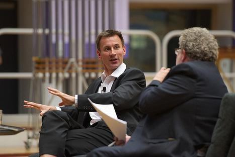 UK Culture Secretary Hunt Claims Fastest Broadband Speed in Europe By 2015 | Social Barrel | Surfing the Broadband Bit Stream | Scoop.it