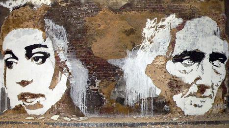 Street Art (art urbain) : Vhils investit Lisbonne | Ateliers créativité (AFB) | Scoop.it