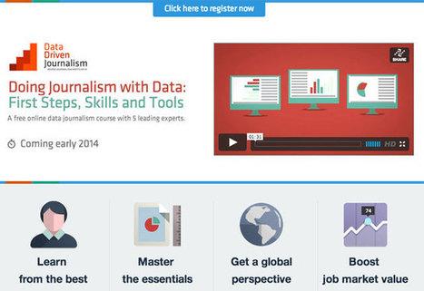Curso de periodismo de datos de los creadores de The Data Journalism Handbook | Periodismo Ciudadano | Periodismo Ciudadano | Scoop.it