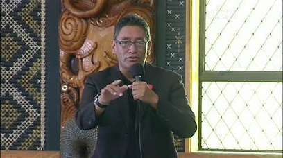 Iwi Leaders tread water at Waitangi | Māori Television | Treaty Claims & Contemporary Issues | Scoop.it