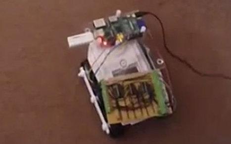 Raspberry Pi's endless possibilities - Telegraph | Raspberry Pi | Scoop.it