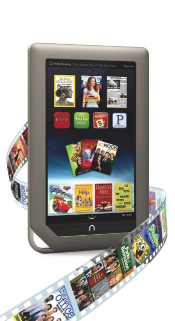 Barnes & Noble launches Nook Video, including UltraViolet support | TV Trends | Scoop.it