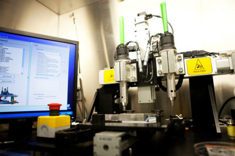 Organovo partners with Autodesk research to develop 3D bioprinting software | Amazing Science | Scoop.it