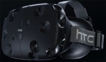 Le casque de réalité virtuelle HTC Vive est disponible | Clic France | Scoop.it