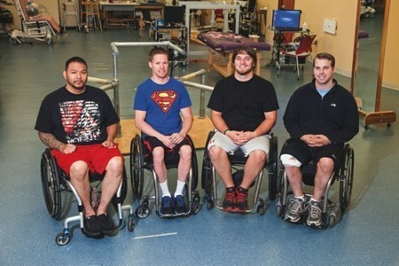 Spinal stimulation allows paraplegics to move legs | Longevity science | Scoop.it