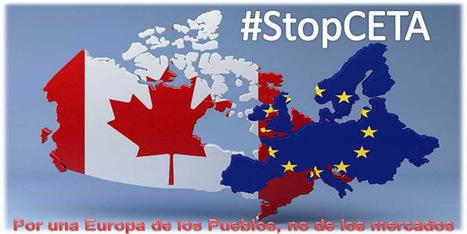 CNA: CETA - Miles de alemanes llevan al Constitucional el acuerdo comercial UE-Canadá | La R-Evolución de ARMAK | Scoop.it