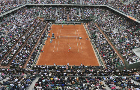 Gaspillage alimentaire : le beau geste de Roland-Garros | Des 4 coins du monde | Scoop.it