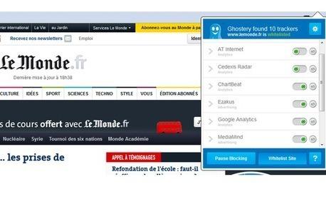 Les nouveaux outils de Firefox ne sont pas du goût des publicitaires   e publicité   Scoop.it