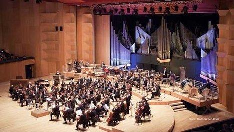 Emission spéciale : Auditorium Maurice Ravel, renaissance d'un orgue  - France 3 Rhône-Alpes   Revue de presse - Auditorium ONL au 6 décembre 2013   Scoop.it