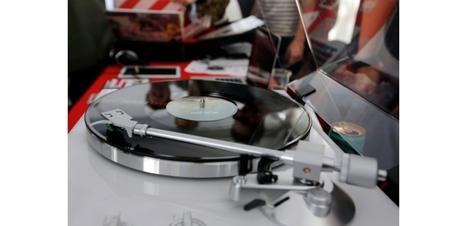 Marché du disque toujours en baisse en 2015, le streaming en hausse | Vinyles et disques, pop & rock | Scoop.it