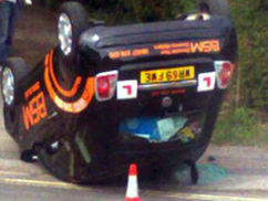 What an L of a way to end driving lesson | UK | News | Daily Express | Learning to Drive | Scoop.it