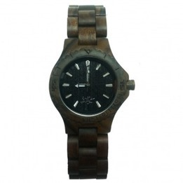 Wood Watches for Women | Ashdown - Small - Dark | Gifts | Scoop.it