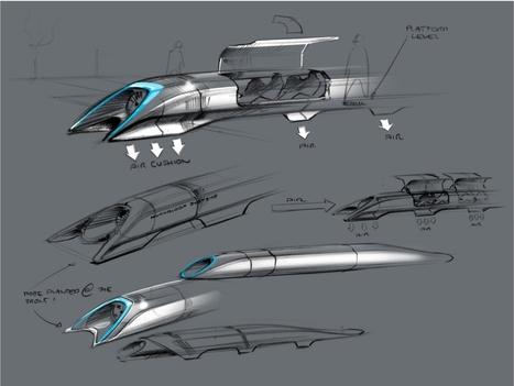 Elon Musk's Hyperloop And The Incredible Shrinking Megalopolis | Engineering | Scoop.it