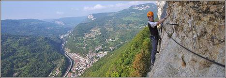 Via Ferrata, le tourisme sportif et nature ? | Balades, randonnées, activités de pleine nature | Scoop.it