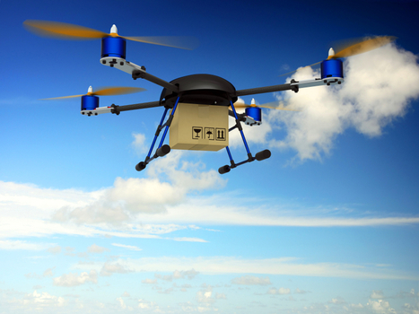Drone deliveries will replace millions of jobs - IT Recruitment Blog | Technology | Scoop.it