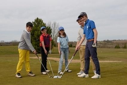 Le golf fait son trou en Aveyron | L'info tourisme en Aveyron | Scoop.it