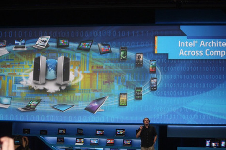 Intel moves into 'big data' software with Apache Hadoop distribution | Big Data Analytics | Scoop.it