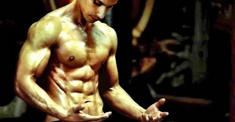 Vegan Calisthenics Expert Displays Superhuman Strength In Must See Video | Veganism | Scoop.it