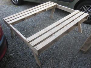 Créer une #table pour pique-niquer cet #été dans votre #jardin   Best of coin des bricoleurs   Scoop.it