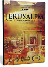 Jerusalem and the Lost Temple of the Jews (DVD) | Wandering Salsero | Scoop.it