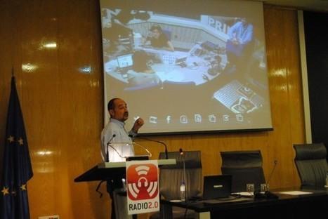 Jornada Radio 2.0: hacia una nueva radio móvil, interactiva, social y personalizada   Panorama Audiovisual   Radio 2.0 (En & Fr)   Scoop.it