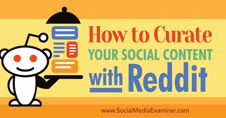 How to Curate Your Social Content With Reddit | Internet Marketing Day-to-Day | Scoop.it
