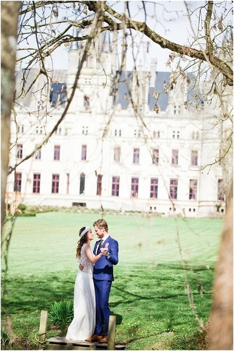 Elegant Bohemian Wedding by TeamAmour | French Wedding Inspiration | Scoop.it