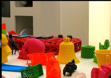 3D Printing Revolution - The Documentary Film | Brian Federal | Makers and Future Electronics | Scoop.it