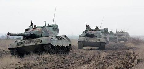 Iraq: i turchi inviano 150 soldati e 25 carri armati   La Grande Guerra (la III^)   Scoop.it