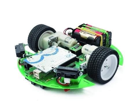 Ardusumo: an Open Source Platform for Fighting Robots   Arduino progz   Scoop.it